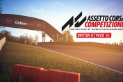 Assetto Corsa Competizione British GT Pack DLC Launches Today on Xbox One
