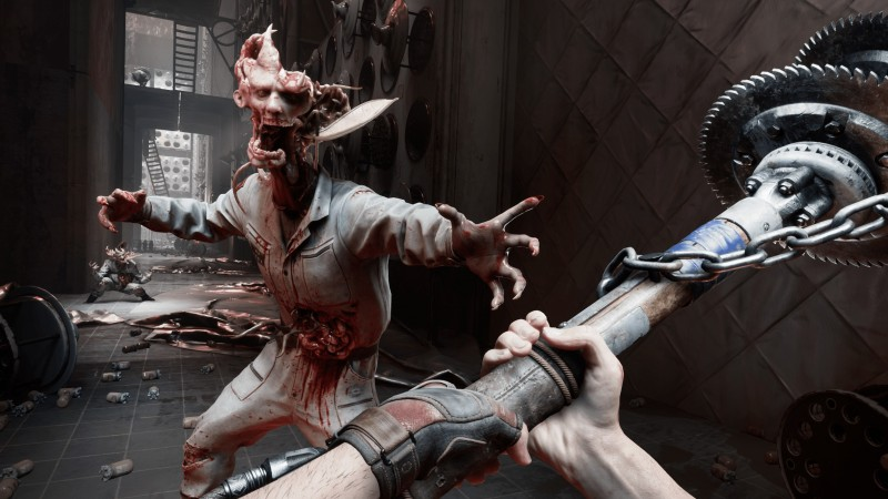 Atomic Heart Gameplay Compilation Showcases Intense Action and Creepy Open-World