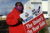 Daily Crunch: Amazon beats back union push