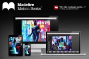 Digital comics startup Madefire is shutting down