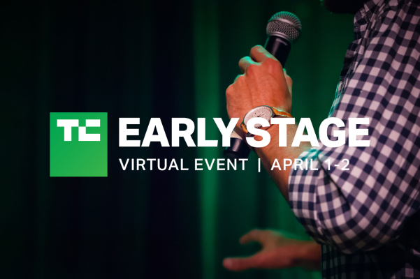 Don't miss the Pitch Off today at TC Early Stage 2021