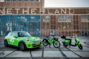 Dutch startup Go Sharing raises $60M to expand beyond e-mopeds and into new markets