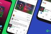 Facebook introduces a new miniplayer that streams Spotify within the Facebook app