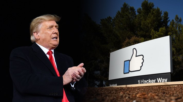 Facebook says Trump can't skirt its ban through daughter-in-law's account