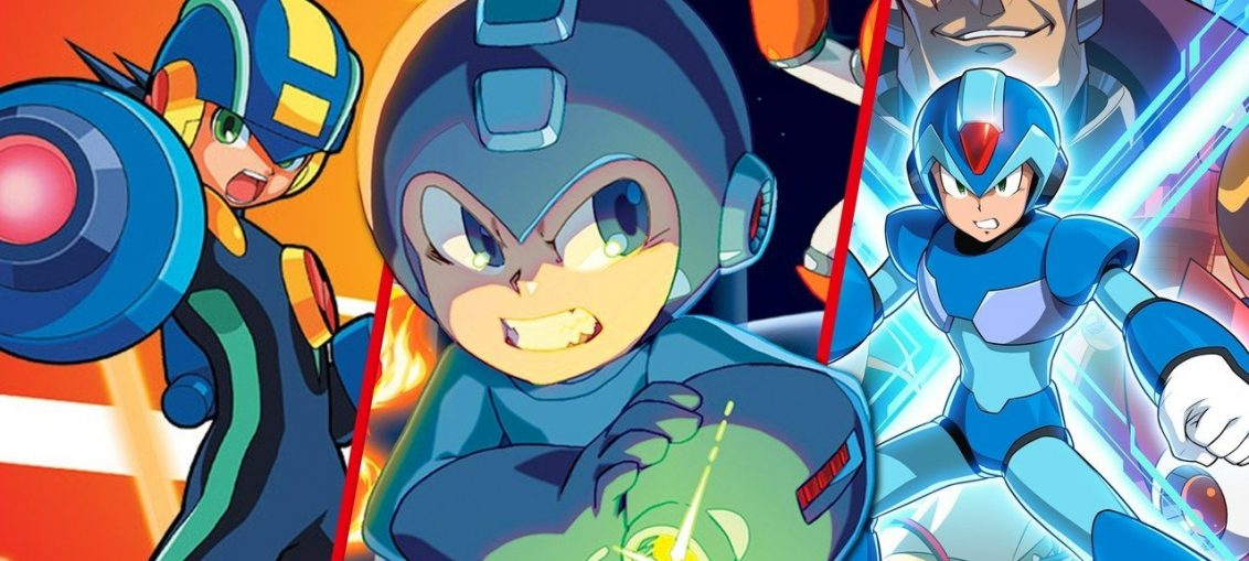 Feature: Every Mega Man Game Ranked