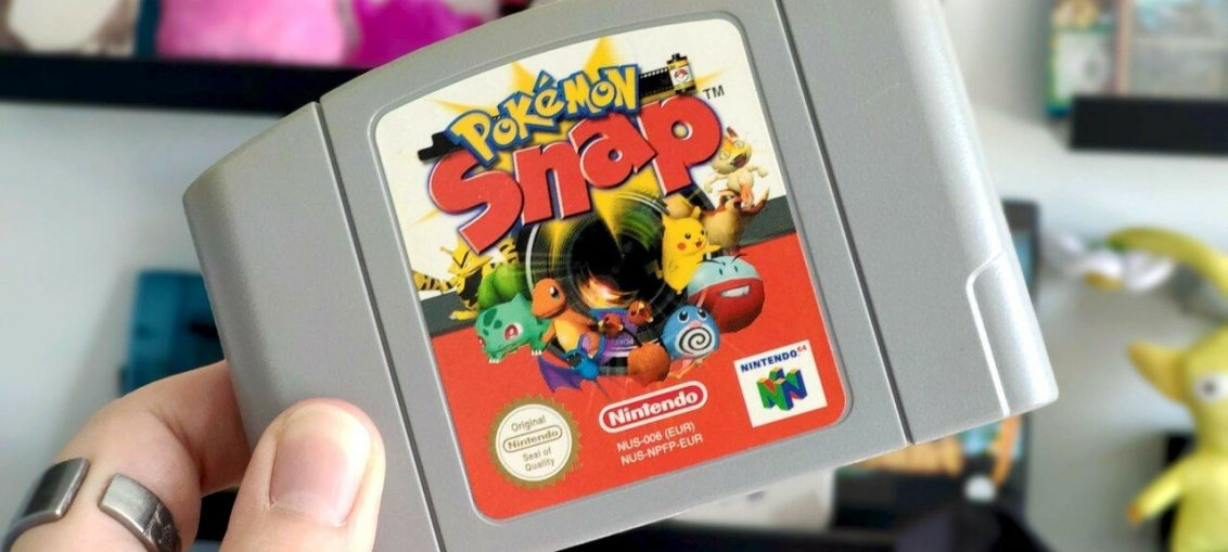 Feature: Pokémon Snap - The 64DD Origins Of A Picture-Perfect Spin-Off