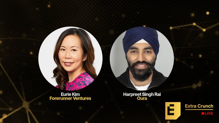 Forerunner's Eurie Kim will share why she invested in Oura on Extra Crunch Live