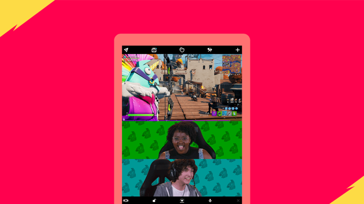 Fortnite users can now livestream gameplay to Houseparty's social video app
