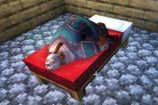 Game Infarcer: After Saving The World, Hero Returns Home And Sleeps On Top Of Sheets Like A Weirdo