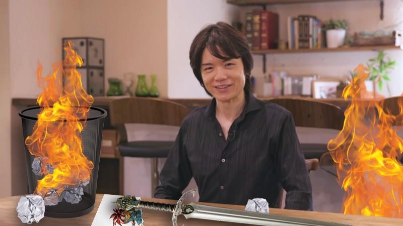 Game Infarcer: Nintendo Cancels Plans To Add Popular Sword Wielders To Smash Bros. Following Fan Complaints
