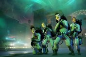 Ghostbusters and Studios Pack Bring Movie Magic to Planet Coaster: Console Edition
