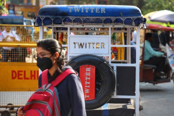 India orders Twitter to take down tweets critical of its coronavirus handling