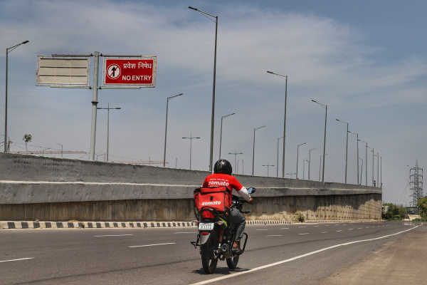 Indian food delivery startup Zomato files for an IPO