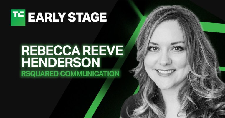 Learn how to create an effective earned media strategy with Rebecca Reeve Henderson at TC Early Stage 2021