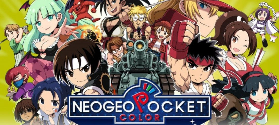 Limited Run Announces Neo Geo Pocket Color Selection Vol.1 Physical Release, 10 Classics On One Switch Cartridge