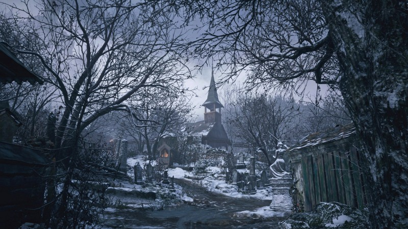 New Resident Evil Village Demo Dates And Times Revealed, PlayStation Gets First Dibs
