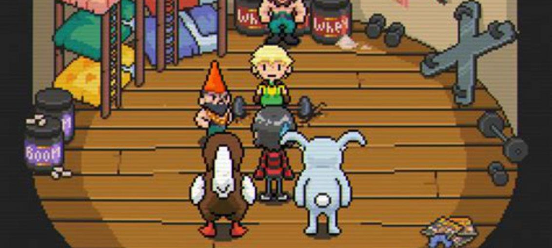 Oddventure Is A New EarthBound And Undertale-Inspired RPG Coming To Switch In 2022