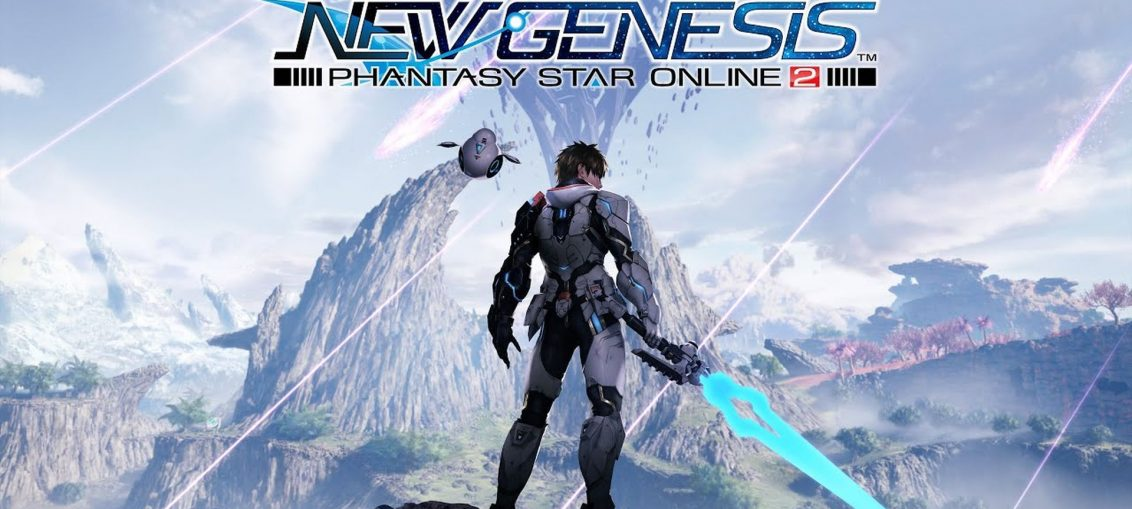 Phantasy Star Online 2: Xbox Special Rewards and New Genesis Closed Beta Test