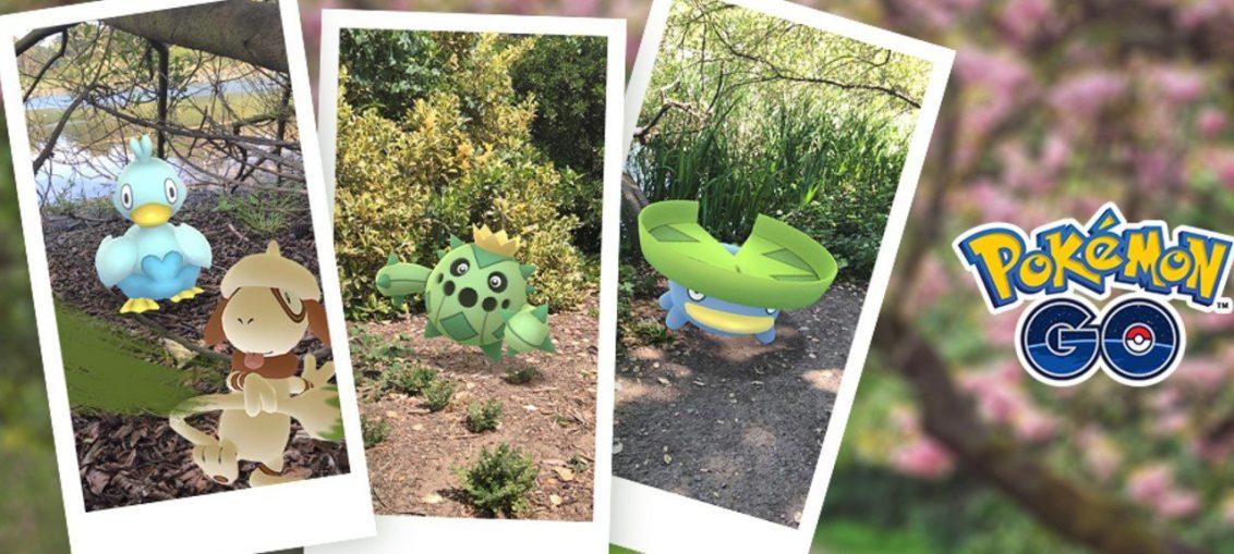 Pokémon GO Hosting Special Event To Celebrate Release Of New Pokémon Snap