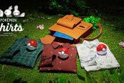 Pokémon Shirts Gets A Hoenn Boost With 34 New Designs