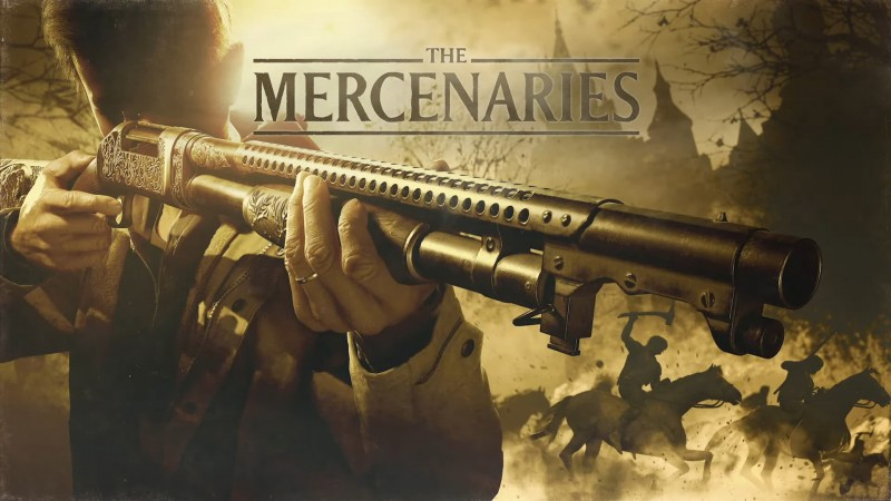 "Resident Evil Village Gets Classic ""The Mercenaries"" Game Mode"