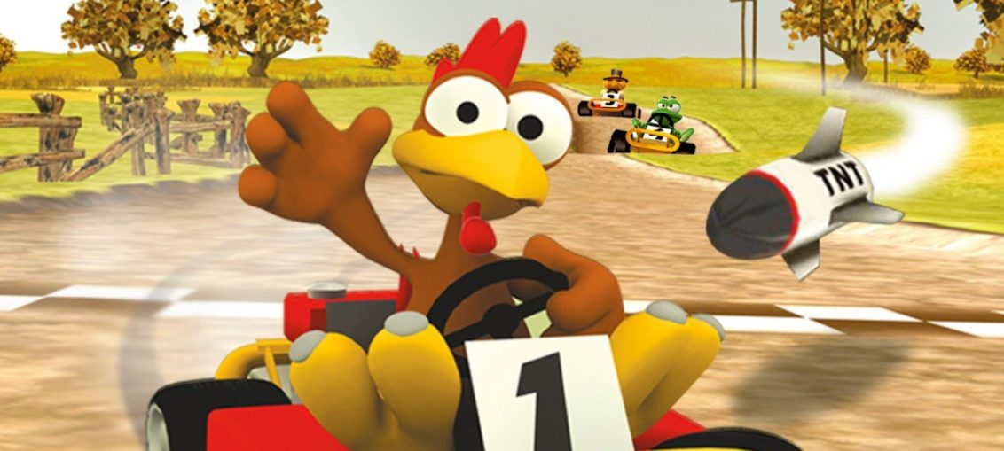 Review: Moorhuhn Kart 2 - A Poultry Offering