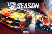 Season 3 Races into Rocket League