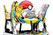Sega Reportedly Launching A New Pokémon Arcade Game