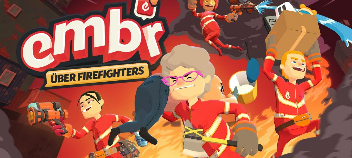 Smokin' Hot Multiplayer Firefighting Game Embr Coming to Xbox This Summer