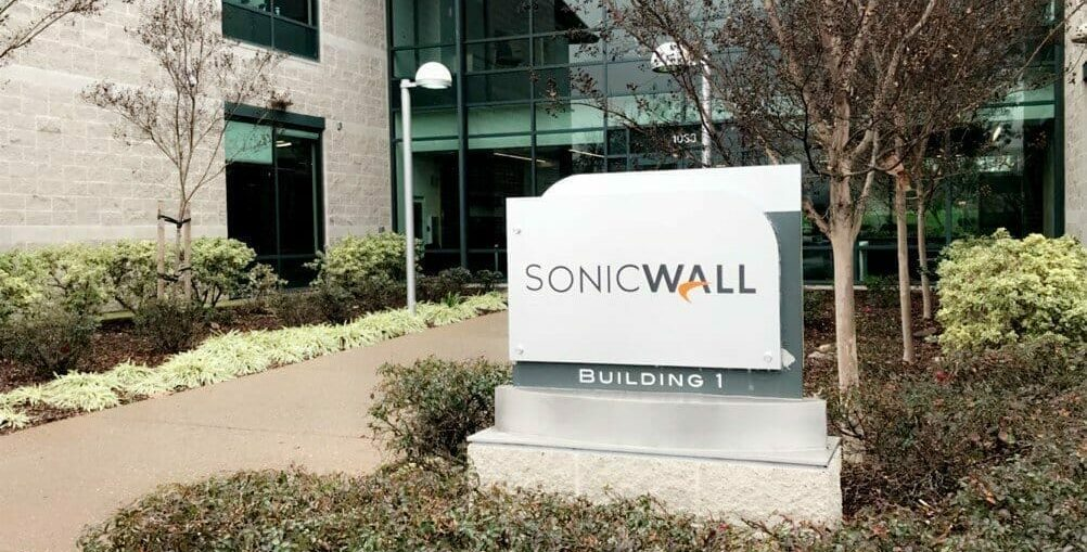 Someone is using SonicWall's email security tool to hack customers