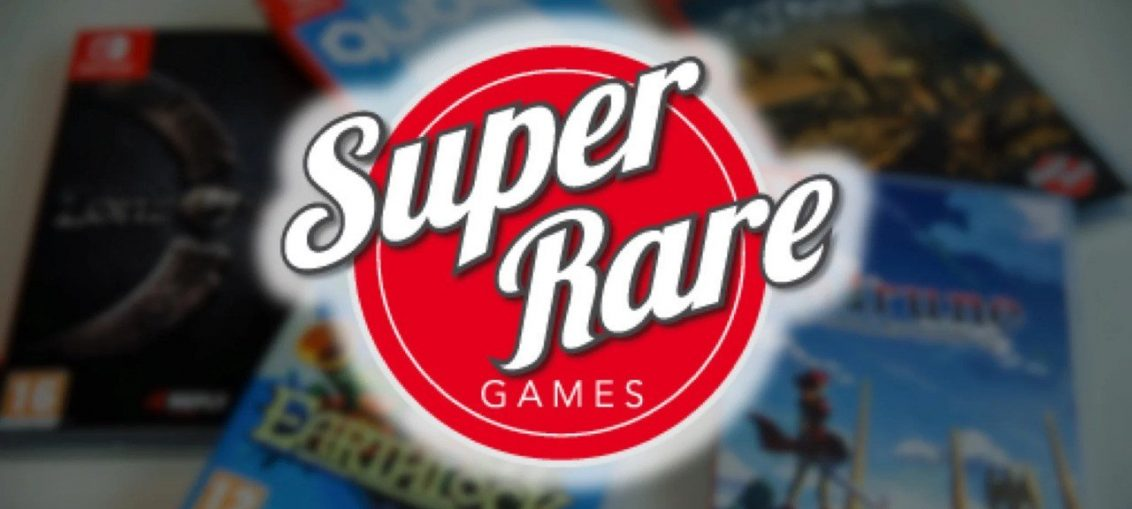 Super Rare Games Announces Five New Physical Releases For Nintendo Switch
