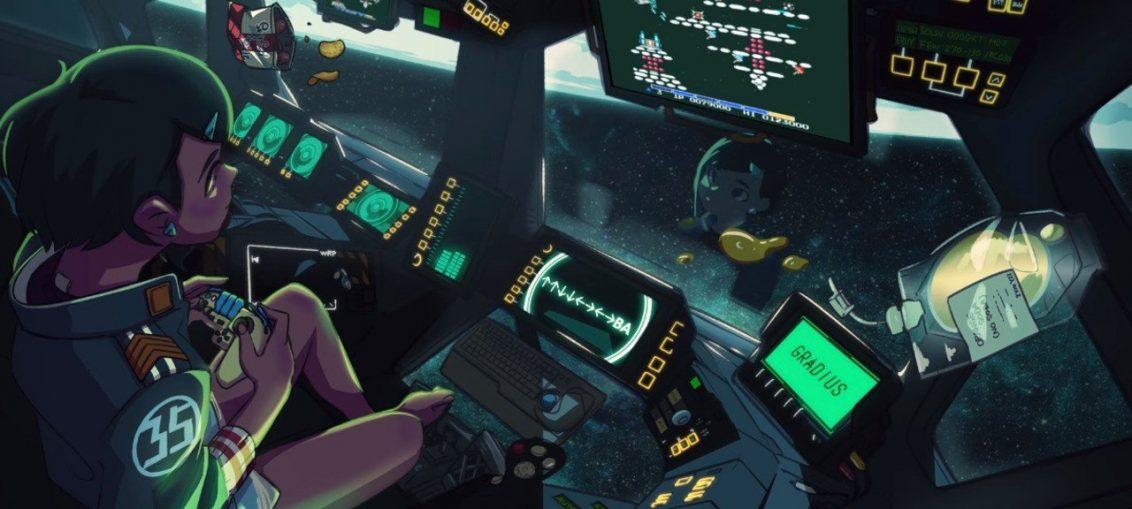 The Konami Code Turns 35 With A Special Album Of Lo-Fi Gradius Tracks