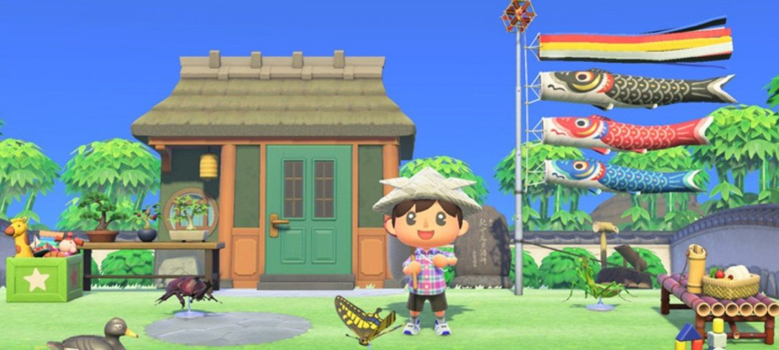 Turns Out That Mysterious House Spotted In Animal Crossing: New Horizons Was Just An Error