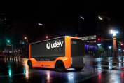 ntel's Mobileye teams with Udelv to launch 35,000 driverless delivery vehicles by 2028