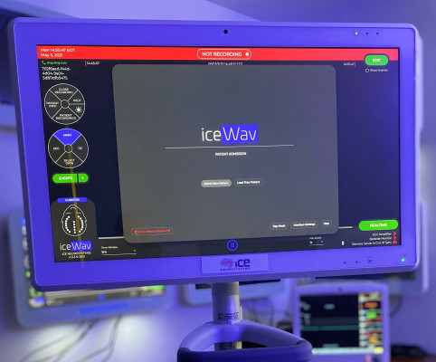 'It's almost like placing an IV': Brain monitoring electrode receives FDA 510(k) clearance