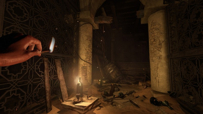 Amnesia: Rebirth Adds Less Spooky Adventure Mode And PS5 Upgrade [UPDATE]