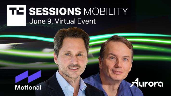 Autonomous vehicle pioneers Karl Iagnemma and Chris Urmson are coming to TC Sessions: Mobility 2021