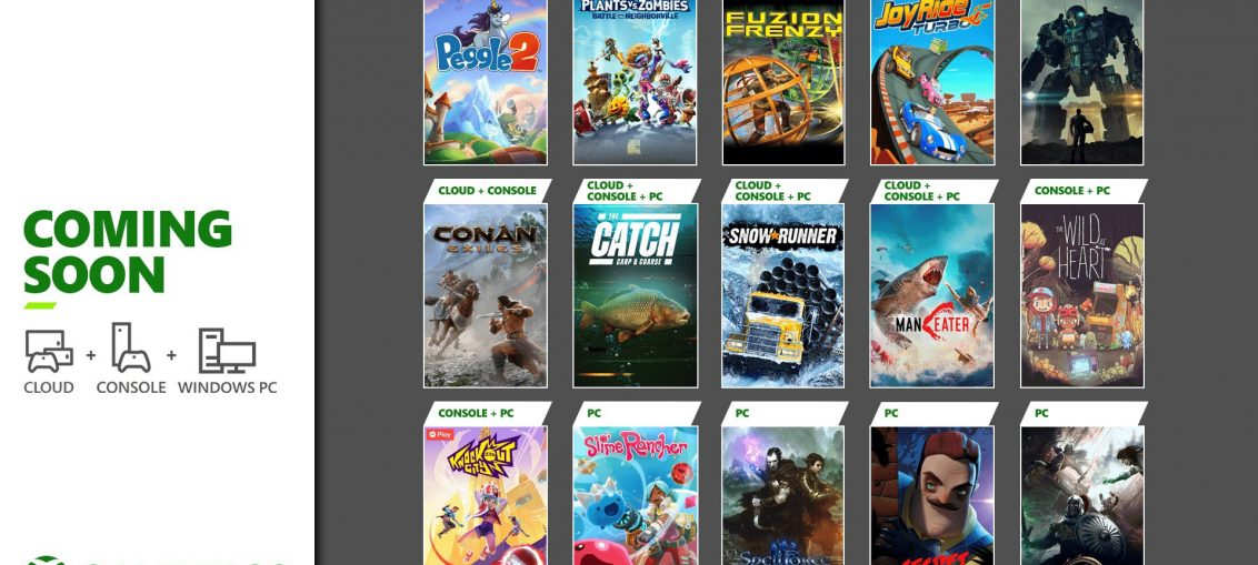 Coming Soon to Xbox Game Pass: The Wild at Heart, Conan Exiles, Knockout City, and More
