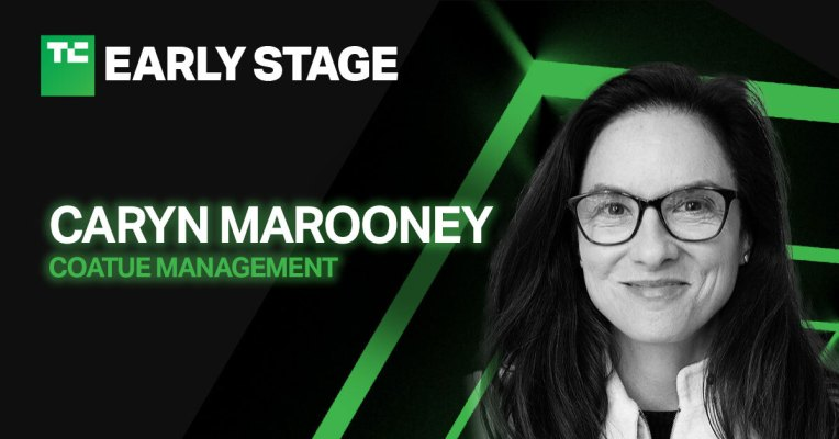 Comms expert and VC Caryn Marooney will detail how to get attention at TC Early Stage