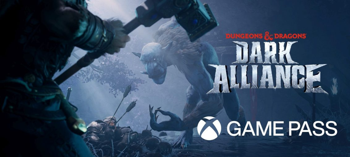 Dungeons & Dragons Dark Alliance is Coming to Xbox Game Pass on Day One