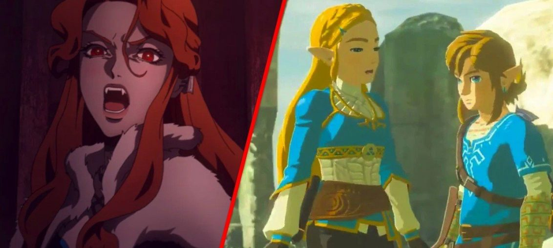 Editor On Netflix's Castlevania Discusses The Potential For A Legend Of Zelda Anime