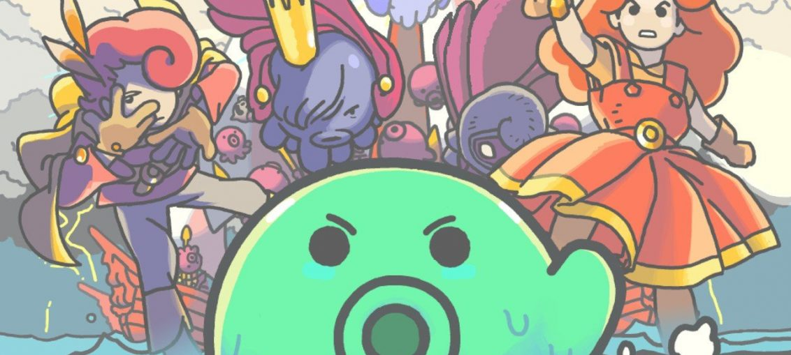 Feature: Save Me, Mr. Tako! Dev On Japan, 'Franglais', And Parting Ways With Nicalis
