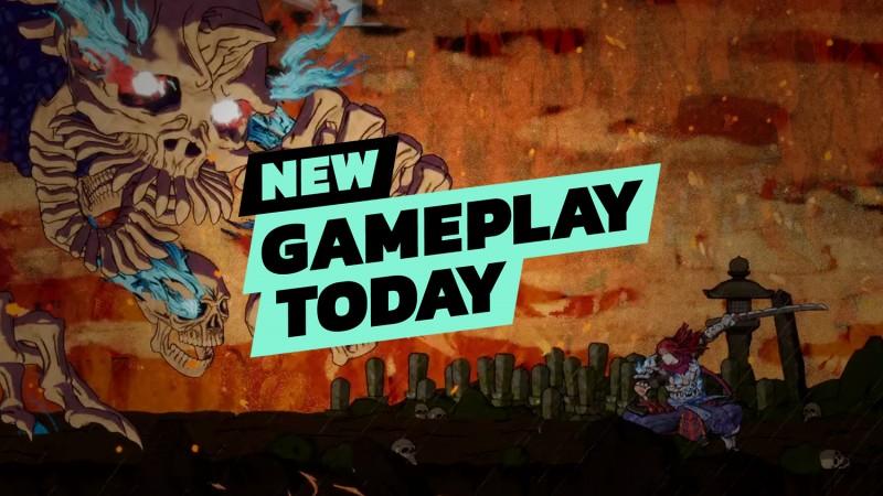 GetsuFumaDen: Undying Moon – New Gameplay Today