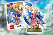 Guide: Where To Pre-Order The Zelda: Skyward Sword Zelda Loftwing amiibo