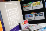 """Hands On: Book4Games' """"Precision Game Storage"""" - Fancy Warehousing For Your Loose SNES Carts"""