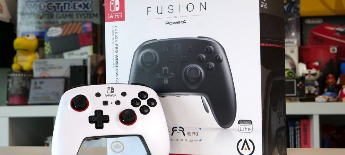 Hardware Review: PowerA Fusion Pro - A Customisable Pro Controller Rival With A Steep Price