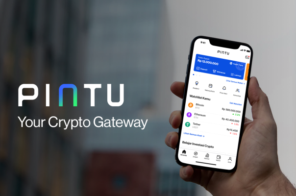 Indonesian crypto exchange Pintu gets $6M Series A led by Pantera, Intudo and Coinbase Ventures