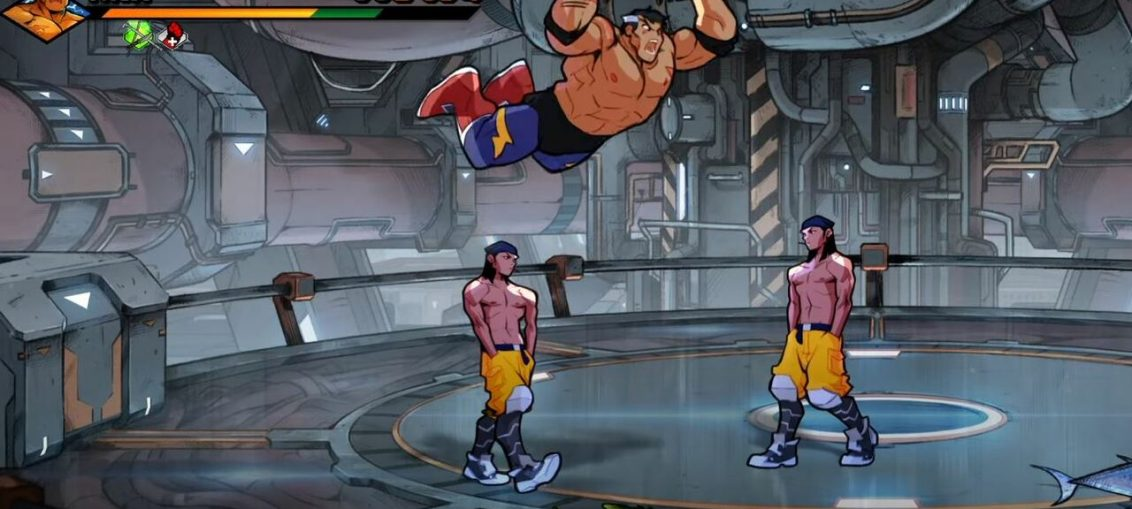 Max Thunder Joins Playable Roster In Streets Of Rage 4 'Mr. X Nightmare' DLC