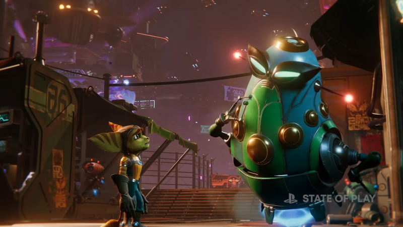 New Ratchet & Clank: Rift Apart Gameplay Trailer Reveals Wall Running And Dash Ability