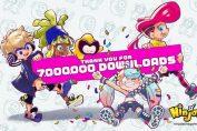 Ninjala Surpasses 7 Million Downloads, All Players Recieve Free Gift